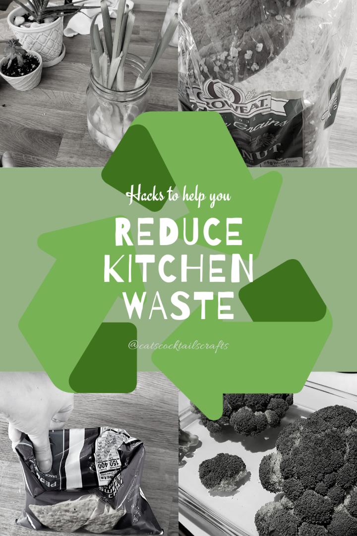 Reduce Kitchen Waste